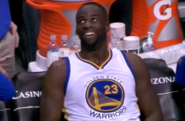 Draymond Green Records His Third Triple-Double