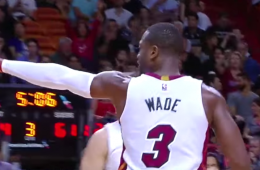 Dwyane Wade Enters Top 50 On All-Time Scoring List