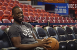 Dwyane Wade Talks the Evolution of NBA Style