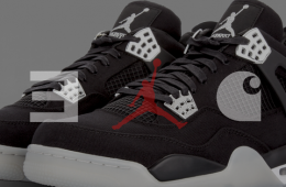 Eminem x Carhartt x Air Jordan Collaboration