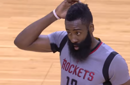 James Harden Drops 40 On Memphis