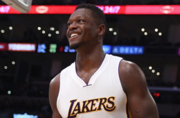 Julius Randle Puts Up Big Numbers In Lakers Loss
