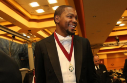 Kevin Durant Inducted Into Oklahoma Hall of Fame
