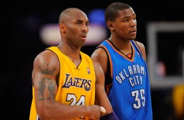Kevin Durant: Media Treats Kobe Bryan Like Sh!t