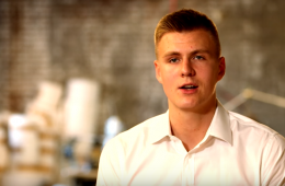 Kristaps Porzingis, Giant Man Looking For a Giant Bed