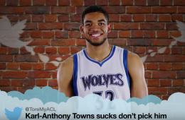 Minnesota Timberwolves Read Mean Tweets