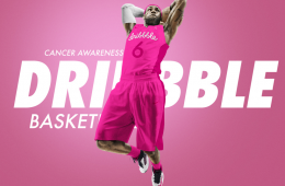 NBA x Dribble 'Cancer Awareness' Uniform Concept