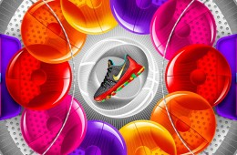 Nike Basketball Toy Pack Illustrations