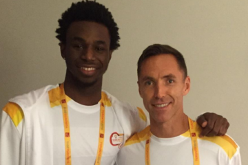 Steve Nash Is Developing a Basketball Show for CBC