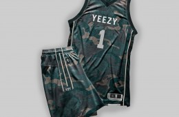 Yeezy Season 1 NBA Jerseys