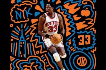 The 'He's Heating Up' NBA Legends GIF Collection