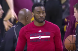 John Wall Notches 35 and 10, Wizards Beat Cavs