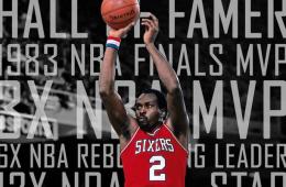 Sixers to Honor Moses Malone Tonight