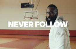 James Harden x adidas 'Creators Never Follow' Commercial