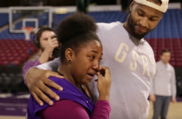 DeMarcus Cousins Surprises Family with New Car