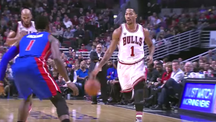 Derrick Rose, Jimmy Butler Combine For 77 Points