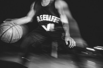 FREELIFE 'Los Angeles' Basketball Jersey
