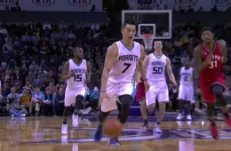 Jeremy Lin Scores Season-High 35 Points