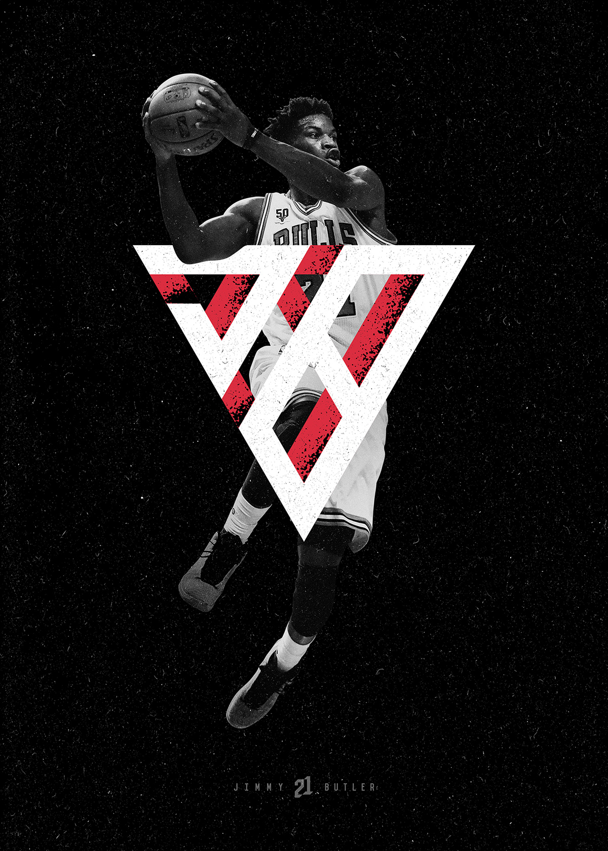 4b696cdc0b98 Jimmy Butler Identity Concept – Hooped Up