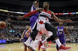 John Wall Hands Out a Career-High 19 Assists