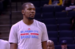 Kevin Durant, Russell Westbrook Destroy Memphis