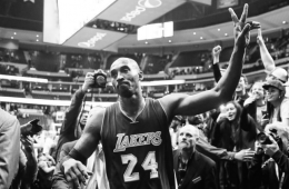 Kobe Bryant Scores 31 Points In Denver