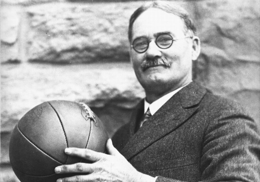 Listen to James Naismith Explain How He Invented Basketball ...