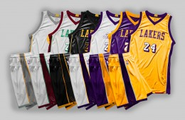 Los Angeles Lakers Rebrand Project
