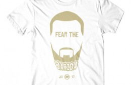 Loyal to a Tee x Jonas Valanciunas 'Fear The Barzda' Tee
