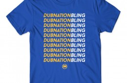 Loyal to a Tee x Warrors 'DubNation Bling' Tee