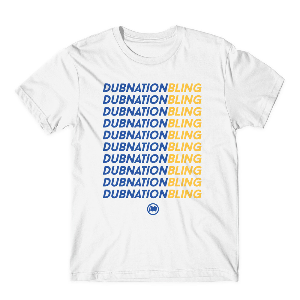 Loyal to a Tee x Warriors 'DubNation Bling' Tee
