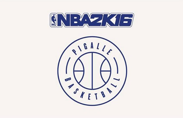 Pigalle x NBA 2K16 Capsule Collection