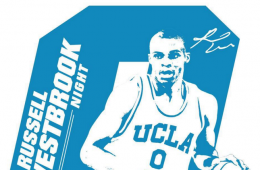 Russell Westbrook Gives UCLA a Huge Donation