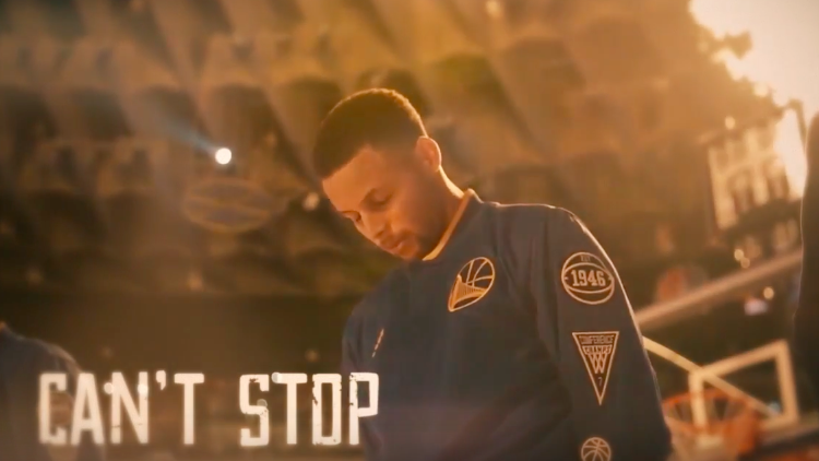 Stephen Curry 'Can't Stop' Mix
