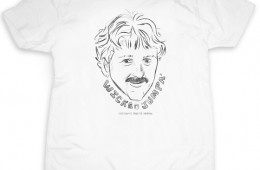 UNDRCRWN x Larry Bird 'Boston Stache House' Tee
