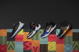 2016 Nike Basketball Black History Month Collection