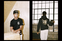 Spring 2016 OVO x Raptors Collection