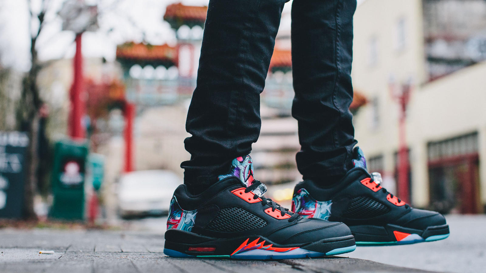Air Jordan V Retro Low Chinese New Year