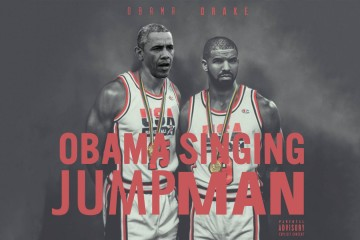 Barack Obama Teams With Pistons For Jumpman Remix Magic