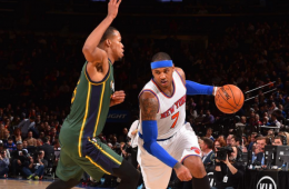 Carmelo Anthony Surpasses Larry Bird On All-Time Scoring List