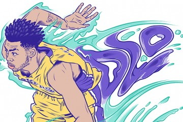 D'Angelo Russell 'DLoading...Step by Step' Animation