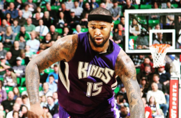 DeMarcus Cousins Racks Up 36 and 17