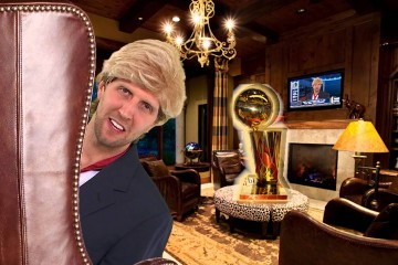 Dirk Nowitzki Make America Great Again Commercial