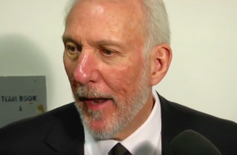 Gregg Popovich Delivers a Perfect Joke After Blowout Loss