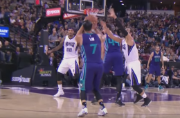 Jeremy Lin Has a Near Triple-Double In Hornets Win