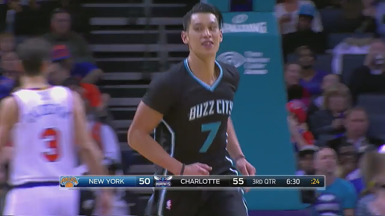 Jeremy Lin Revisits Linsanity Against Knicks