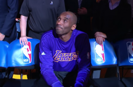 Jerry West Pays Tribute to Kobe Bryant