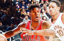 Jimmy Butler Torches Toronto with 42 Points