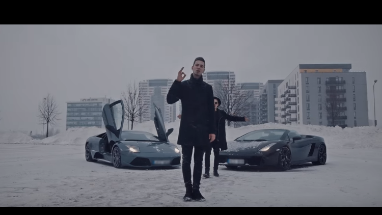 Keep Calm Like Kristaps Porzingis Music Video
