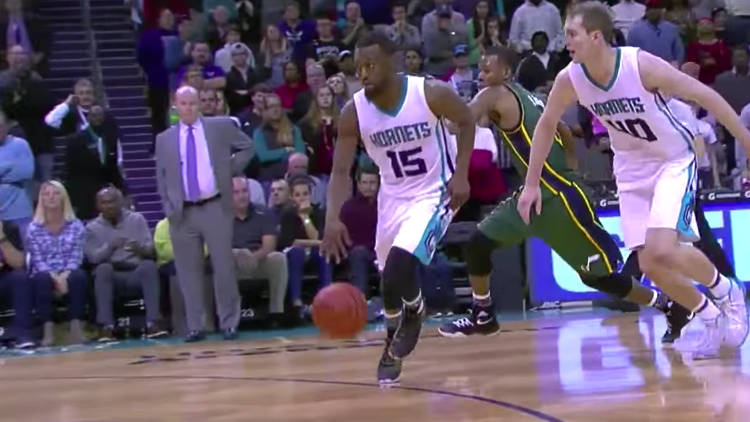 Kemba Walker Scores Franchise Record 52 Points